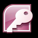 microsoft access logo, 2007